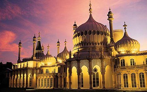 Brighton Destination Guide Royal Pavilion Visit Brighton Brighton England