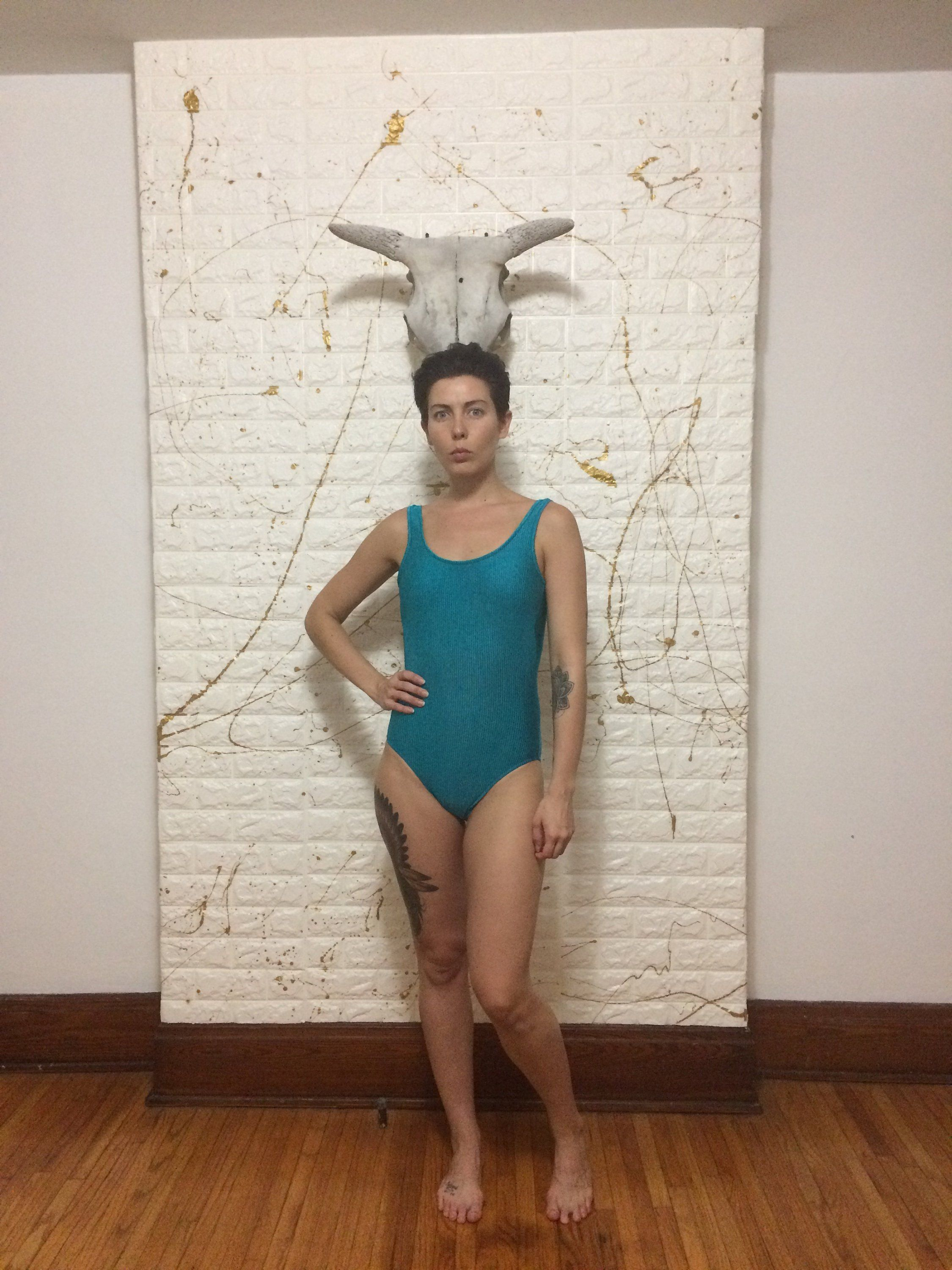 30e3e41cb0 Vintage Jantzen Greenish Blue Ribbed One Piece 80 s Swimsuit (free  shipping) by VintageVanShop on Etsy