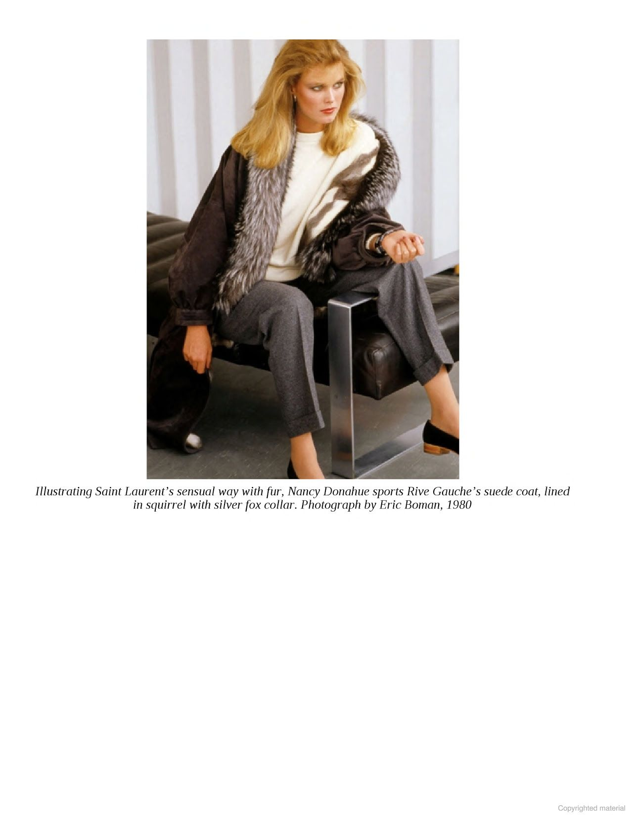 Vogue on yves saint laurent yvesu muses and models pinterest