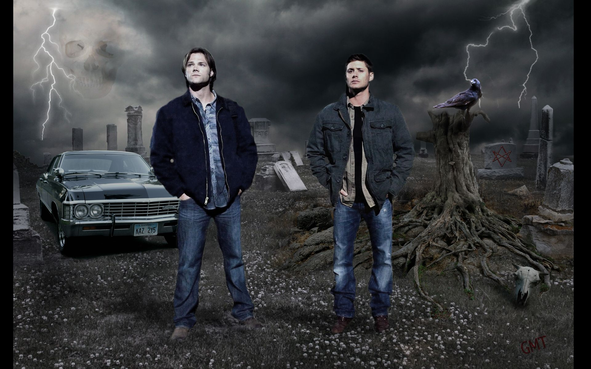 SUPERNATURAL SCARED DEAN WALLPAPER Google Search