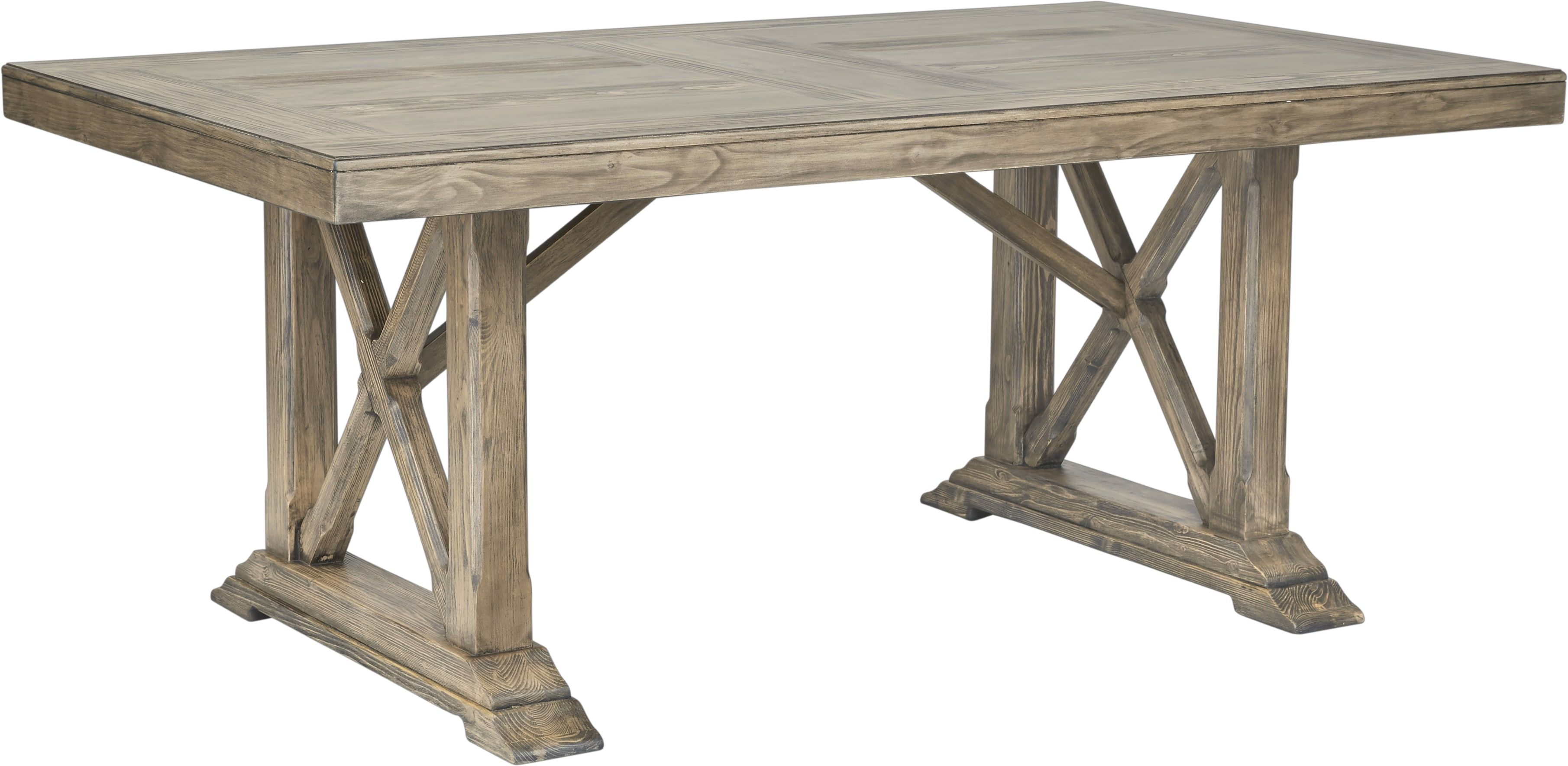 Bristow Charcoal Rectangle Dining Table With Images Rectangle