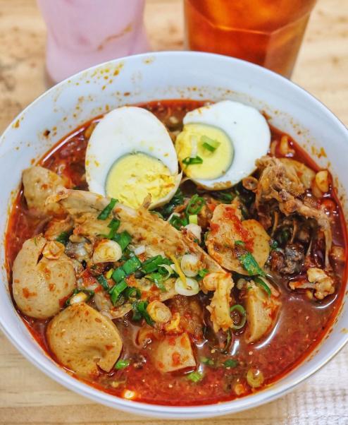 13 Resep Seblak Spesial Dengan Berbagai Varian Mana Favorit Anda Makanan Ringan Pedas Makanan Pedas Makanan