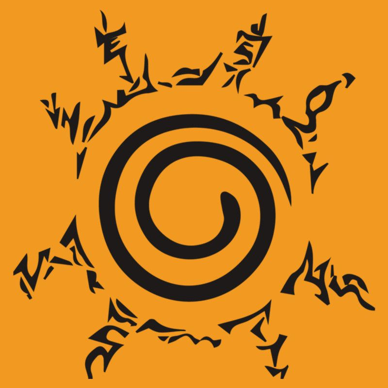 Naruto Nine Tails Seal T Shirts Hoodies By Tidalwaves Redbubble Projetos De Tatuagem Anime Tatoo Desenhos Romanticos