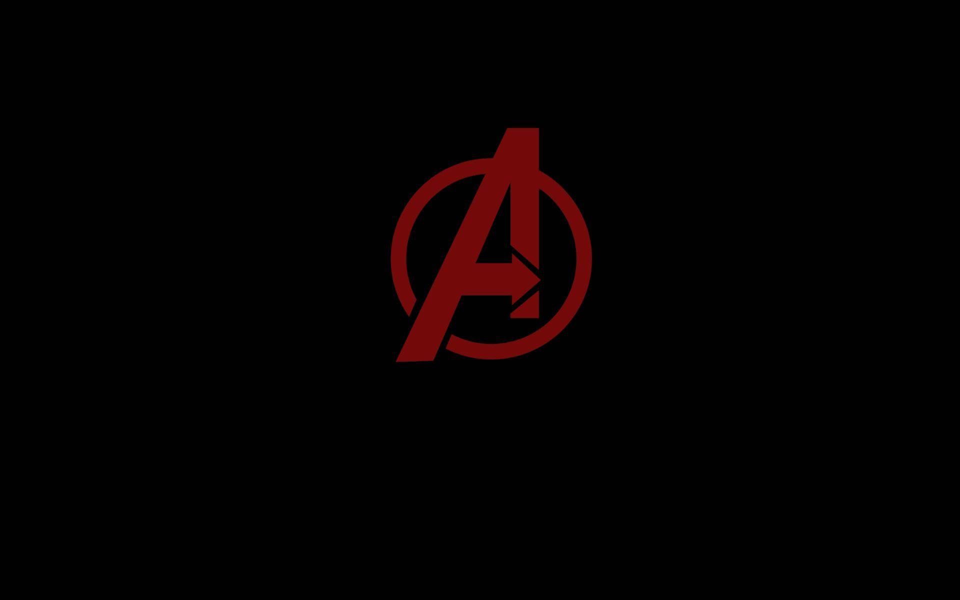 Marvel Avengers Logo Wallpapers Top Free Marvel Avengers Logo Backgrounds Wallpaperaccess Avengers Wallpaper Avengers Logo Marvel Phone Wallpaper