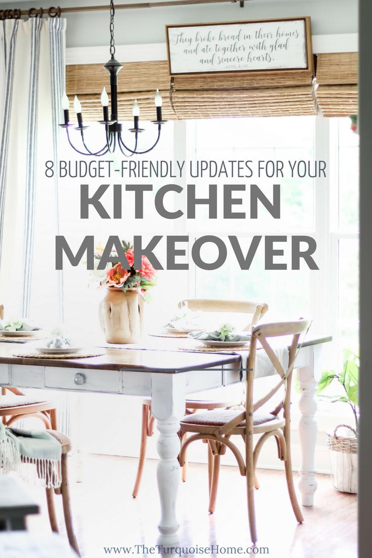 Top Favorite Updates for DIY Kitchen Makeovers | Diy kitchen ...