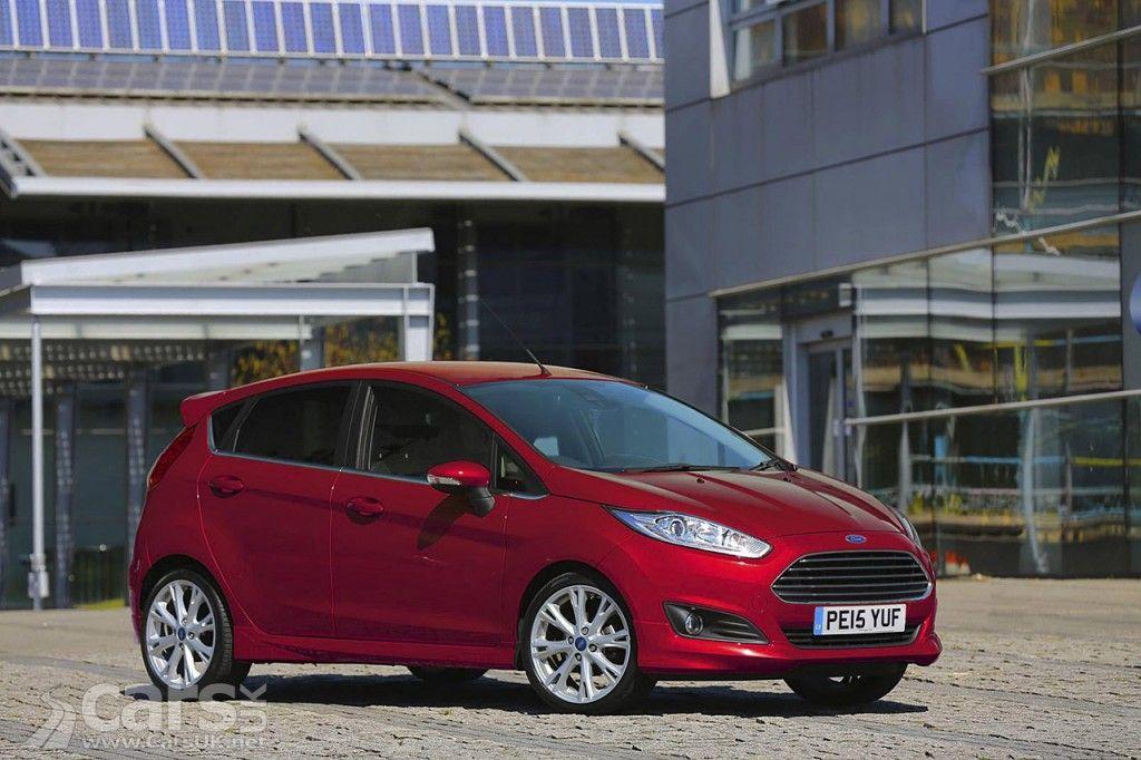 Ford Fiesta Ka B Max Updated For 2015