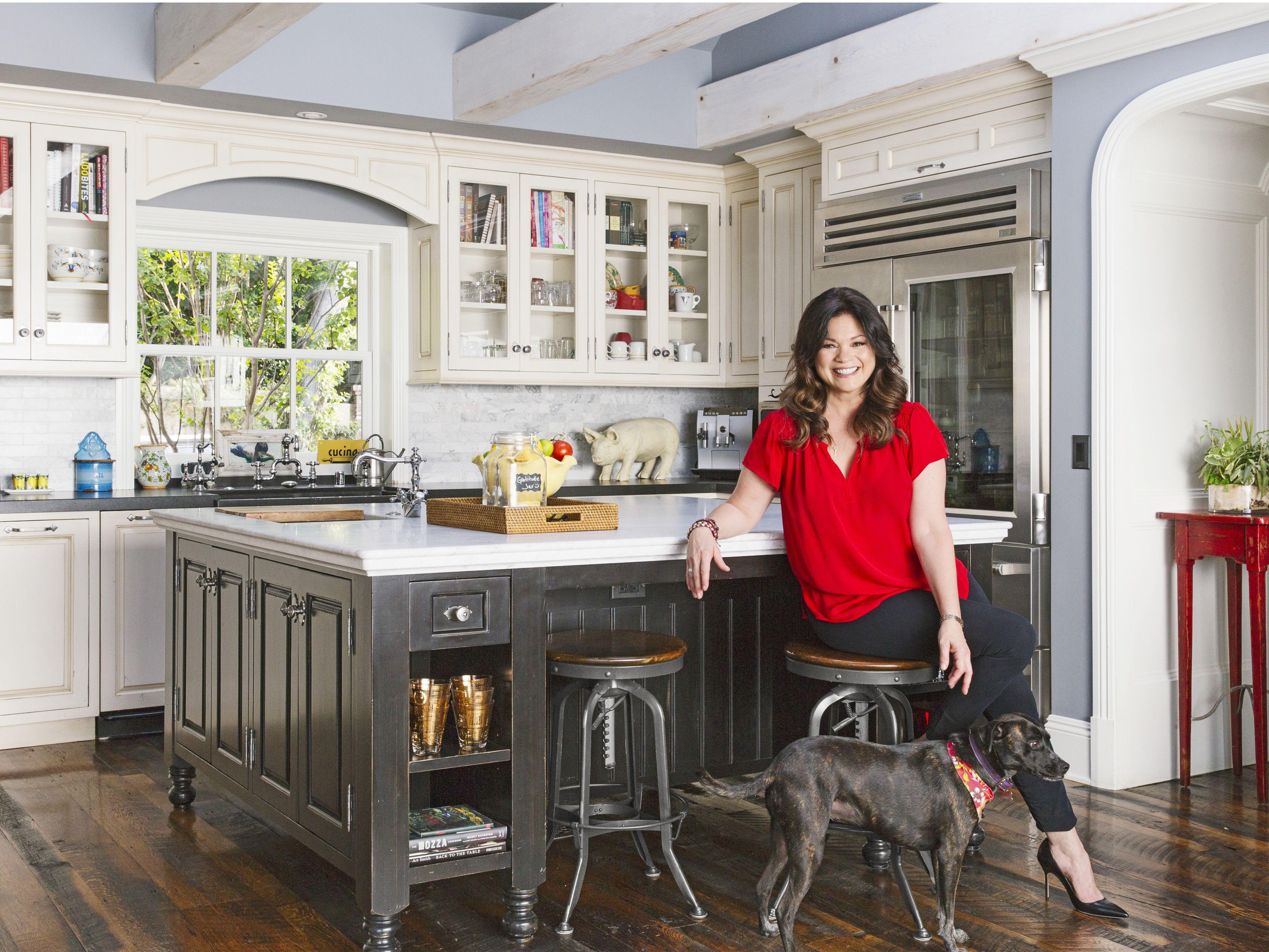 Star Kitchen Valerie Bertinelli Valerie Bertinelli Celebrity Kitchens Food Network Recipes
