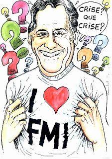 MICO LEÃO DOURADO: Ajuste Fiscal do FMI -  Herança Triste do FHC - Re...