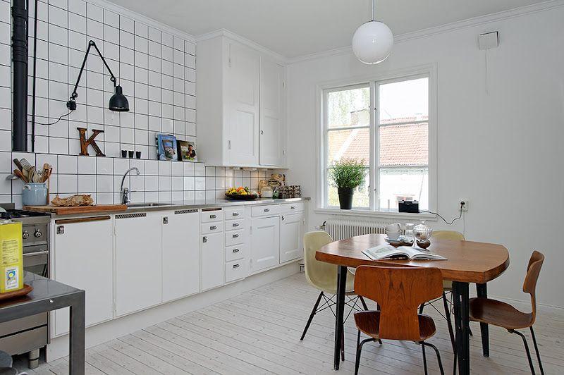 Få gode ideer til indretning af køkkenet med en betonbordplade ...