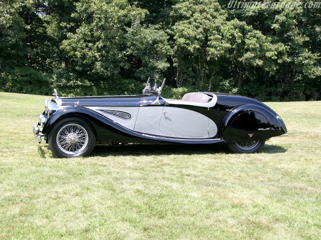 Alvis Speed 25 Sports Cars for sale uk, Buy classic cars
