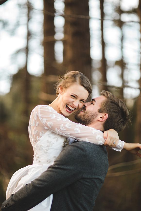 Winter Wedding In The New Zealand Countryside By James Broadbent Photography Kate Wark