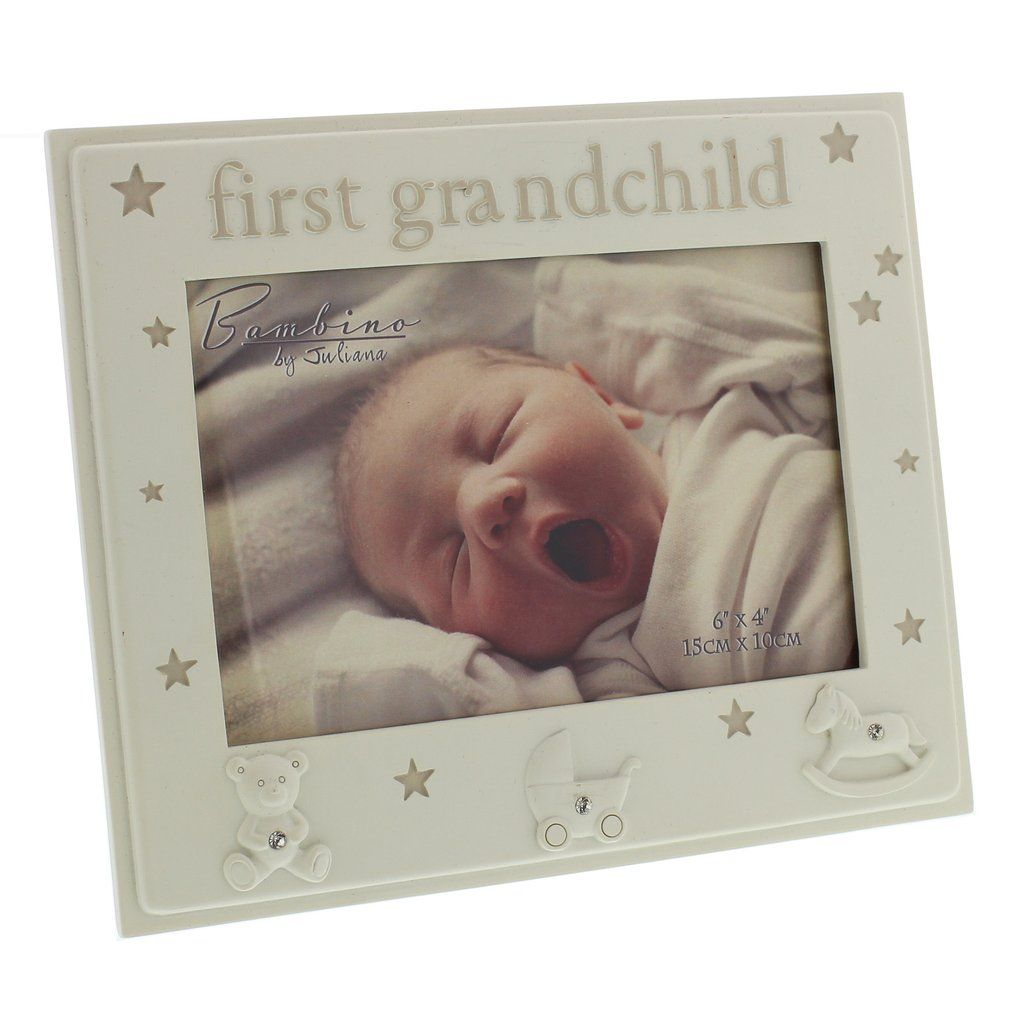 First Grandchild Baby Photo Frame