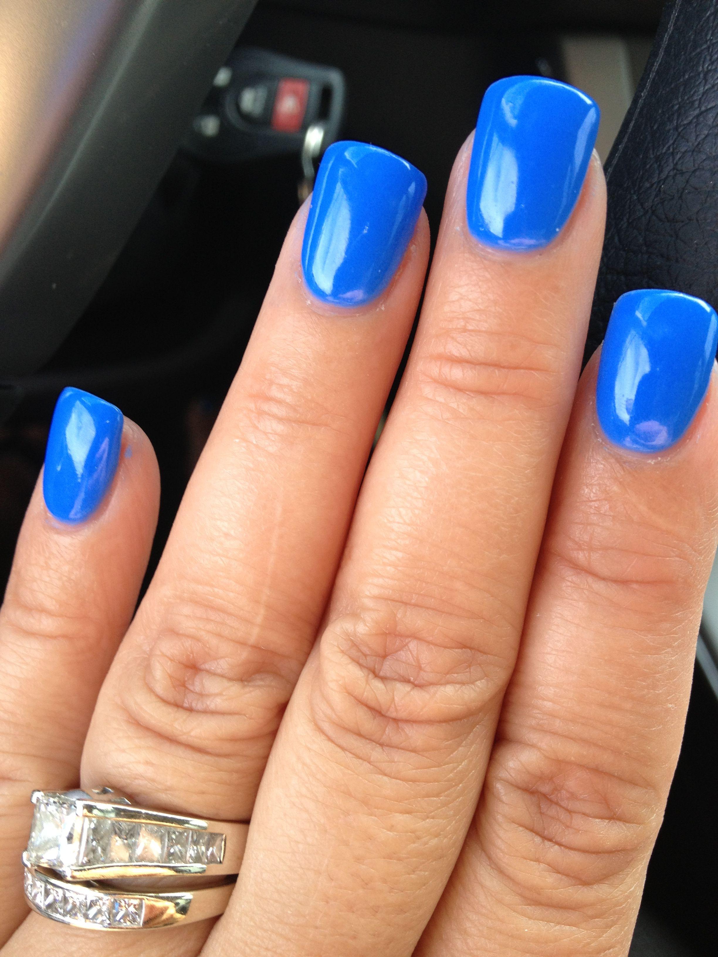 Blue Nexgen Nails Nexgen Nails Nexgen Nails Colors Mermaid Nails