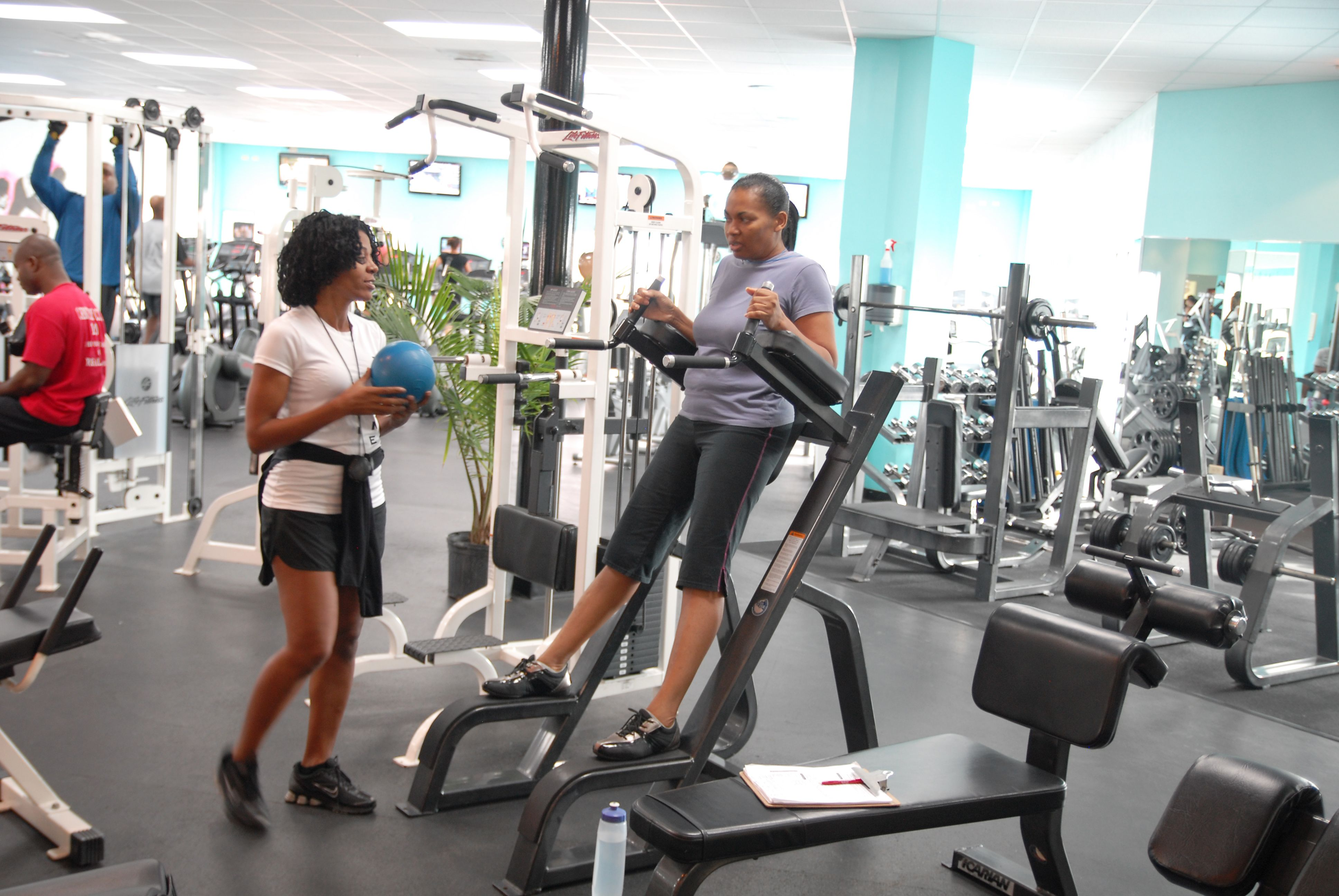 Personaltraining Clubone Bahamas Personal Training Bahamas Gym