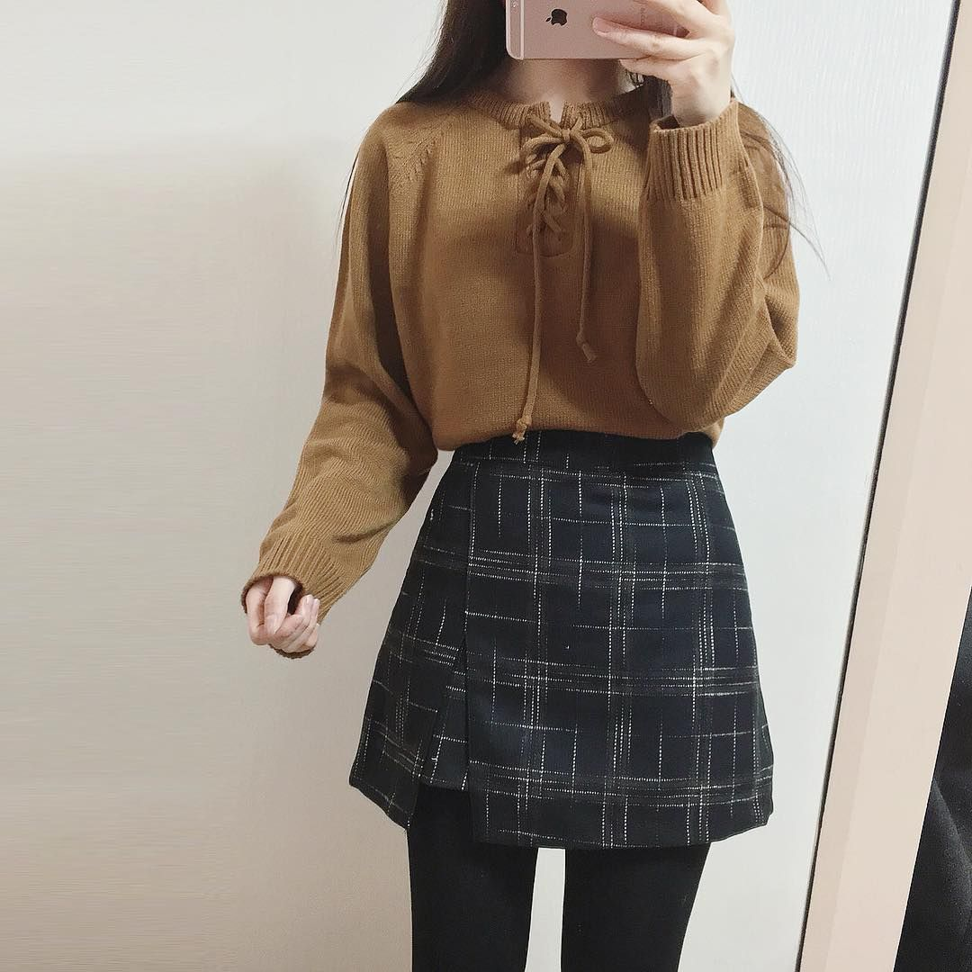 Women Soft Outfits Inspire In 2021 Cute Korean Fashion Fashion Outfits
