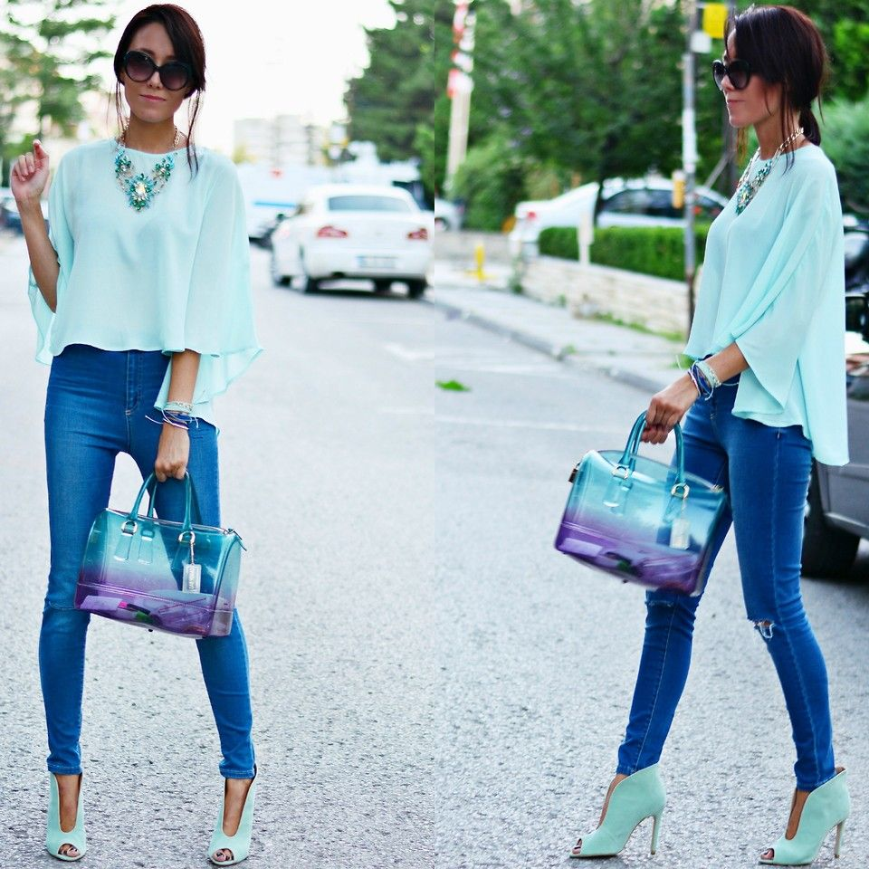 incredible outfit elegante jeans