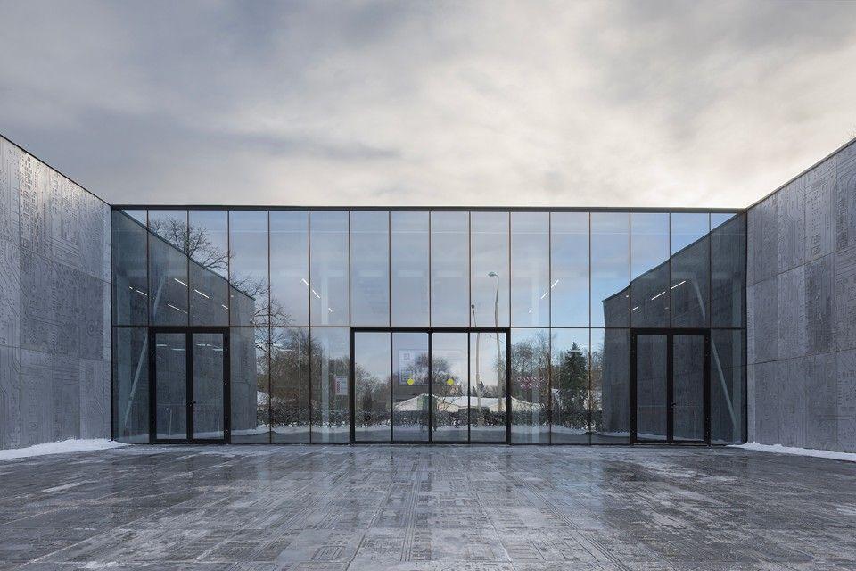 Pavilion dit architecture domus architecture