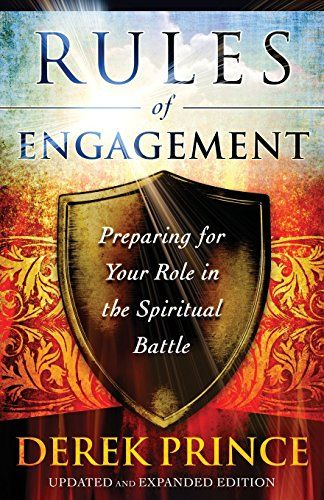 Rules Of Engagement Preparing For Your Role In The Spiri Books