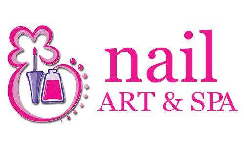 nails logo google - Nail Salon Logo Design Ideas