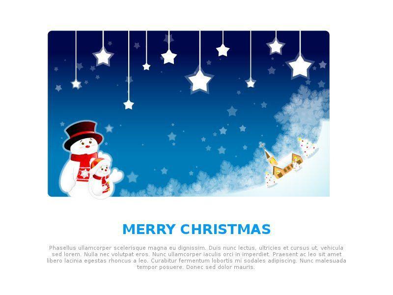 Free christmas email templates Neuron Web Agency #SampleResume