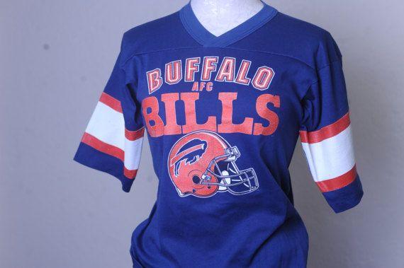 vintage buffalo bills jersey