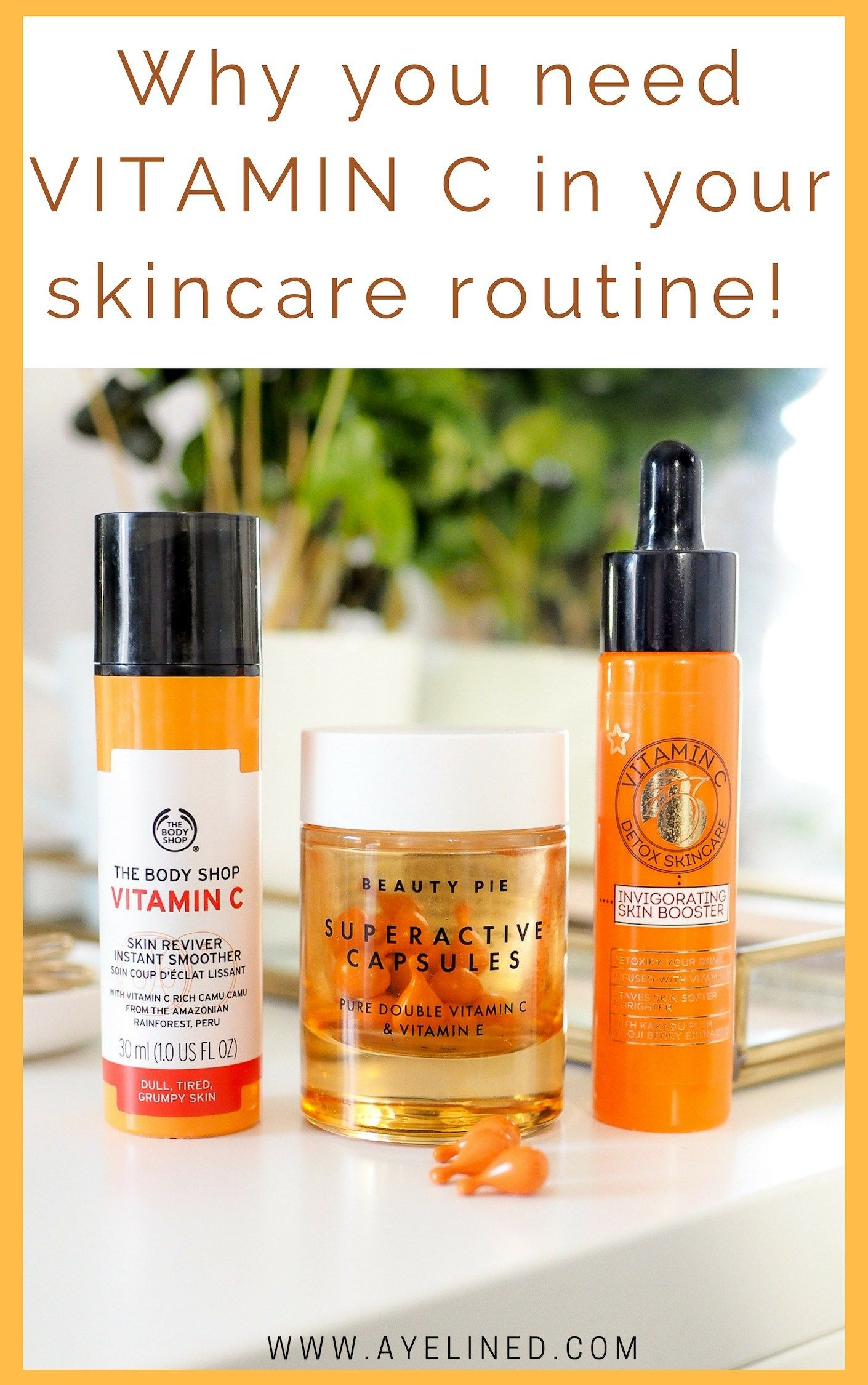 Aye Lined Uk Scottish Beauty Lifestyle Blog Skin Brightening Skin Care Skin Care Routine