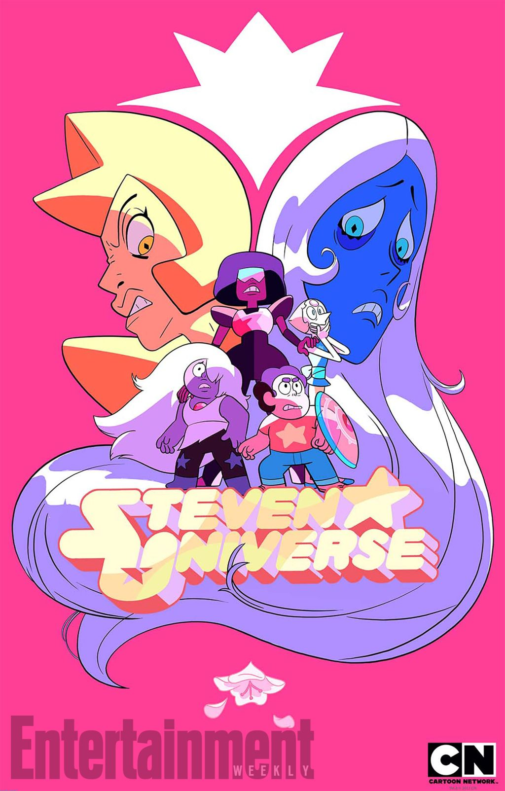 Cartoon Network Unveils Comic Con Exclusives For Steven Universe And More With Images Steven Universe Poster Steven Universe Steven Universe Fanart