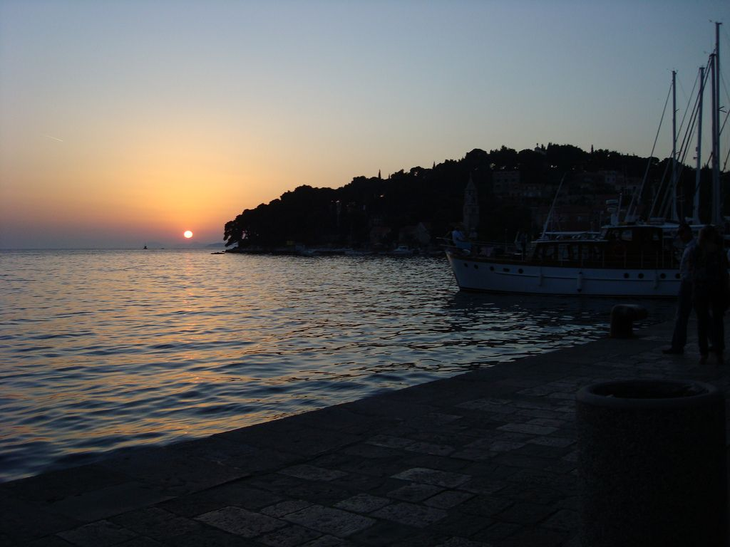 Cavtat Sunset | Tracy & Daryl | Flickr