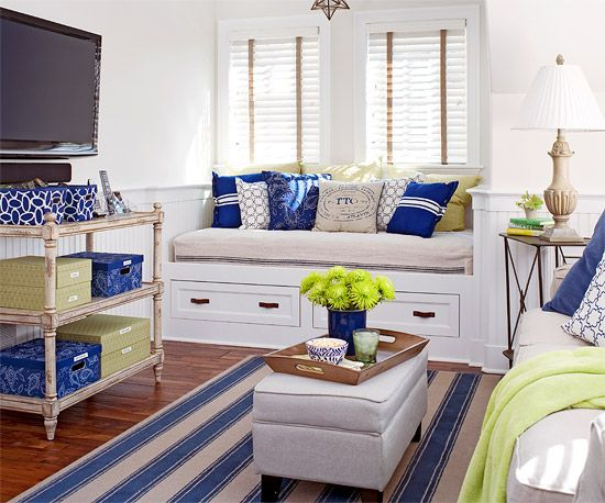Onestory Storage  Envy Organization Ideas And Spaces Simple How To Organize A Small Living Room Inspiration Design