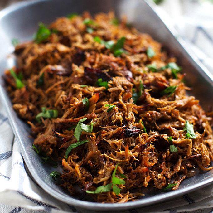 40 Recipes That Make Feeding A Crowd A Breeze Slow Cooker Recipes Pork Slow Cooker Pork Pork Recipes