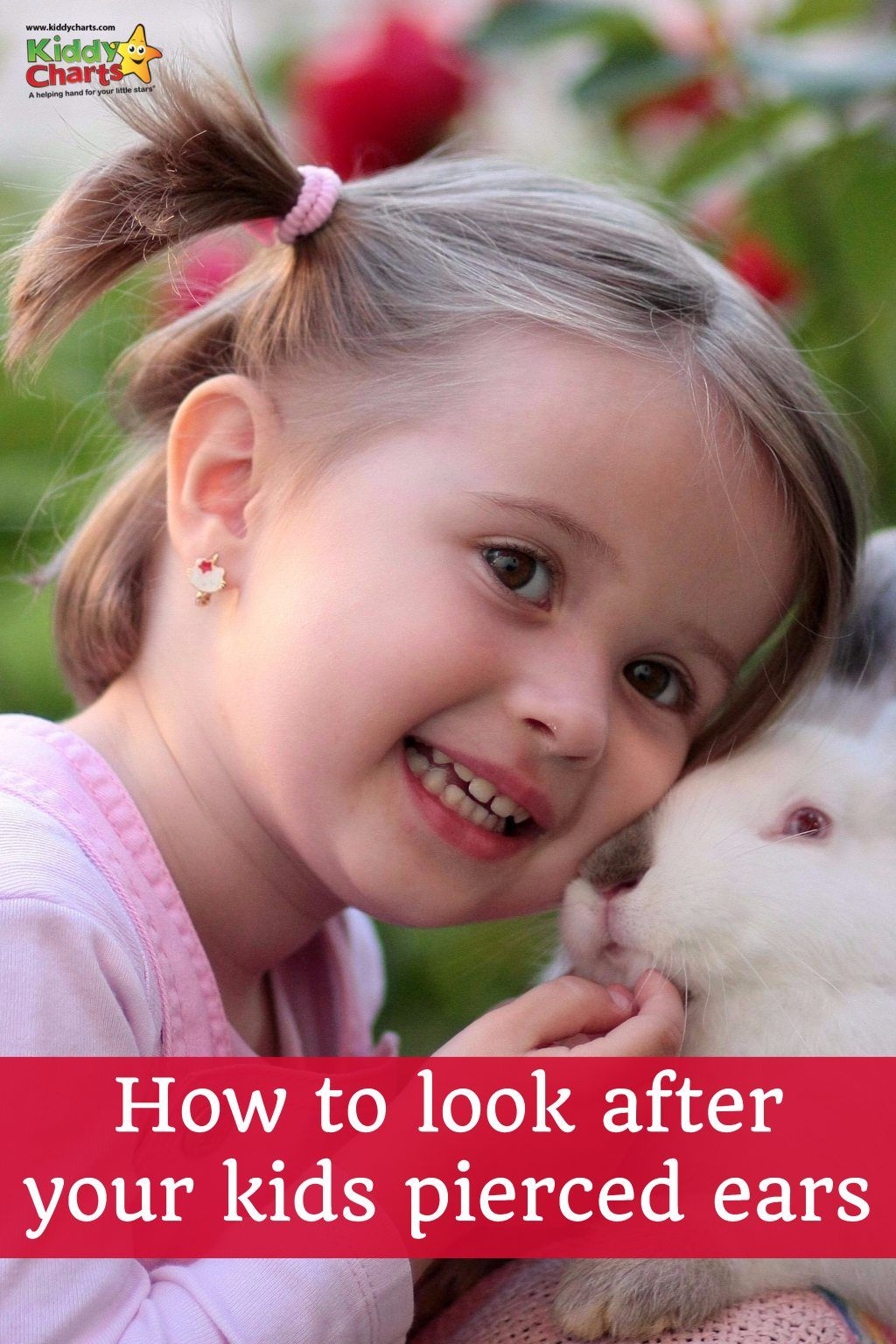 Ear Piercing Aftercare With Kids Is Really Important Why Don T You Check Out Our Great Tips Kids Ear Piercing Expecting Baby Cute Baby Pictures