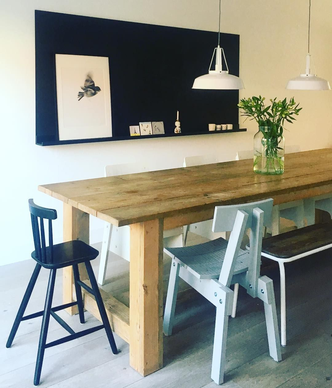 9 Super Ikea Shelf Hacks Anyone Can Pull Off Ikea Dining Room Home Home Remodeling Diy