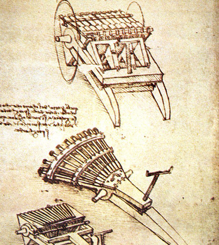 Pin En Leonardo Da Vinci