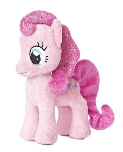 6 5 Aurora Plush My Little Pony Pinkie Pie Pink Horse Stuffed
