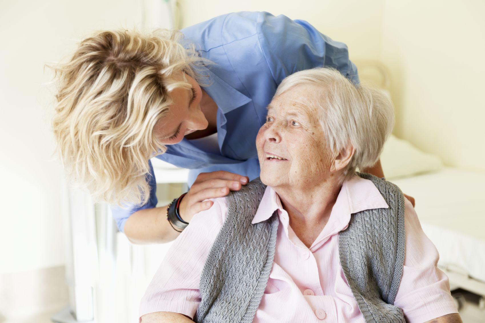 Elderly may need homebased dental care Senior care