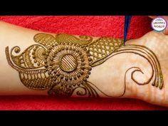 Latest Arabic Mehndi Designs 2019 | Beautiful Mehndi Designs