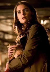 Helen Walker (Katie Holmes), an original Star Trek ENT time traveler and villain character