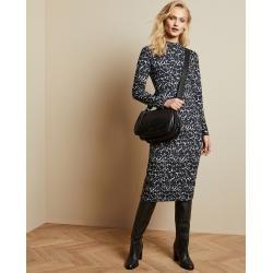 Vestido ajustado con estampado de leopardo Ted BakerTed Baker