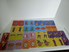 Wiggles Memory Match Game EUC 36 Cards