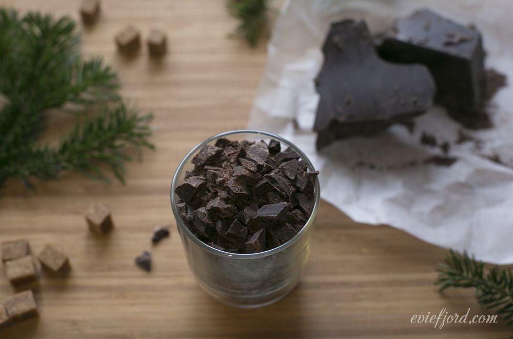Эви Фьорд | Насыщенная и очень вкусная шоколадная гранола. Пошаговый фоторецепт