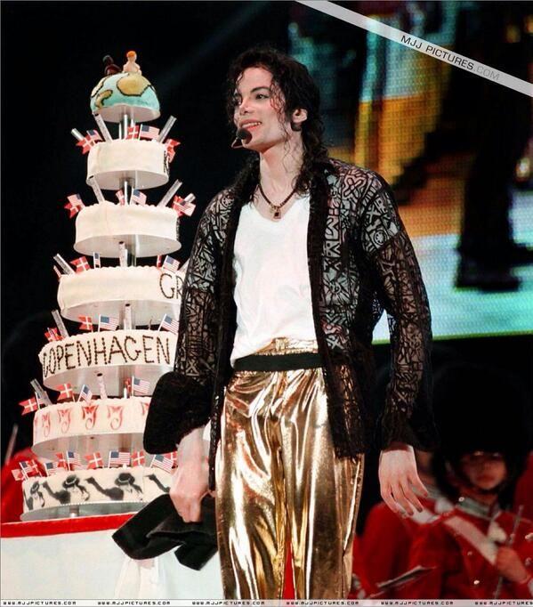 Aura Maria On Michael Jackson History Tour Michael Jackson Jackson