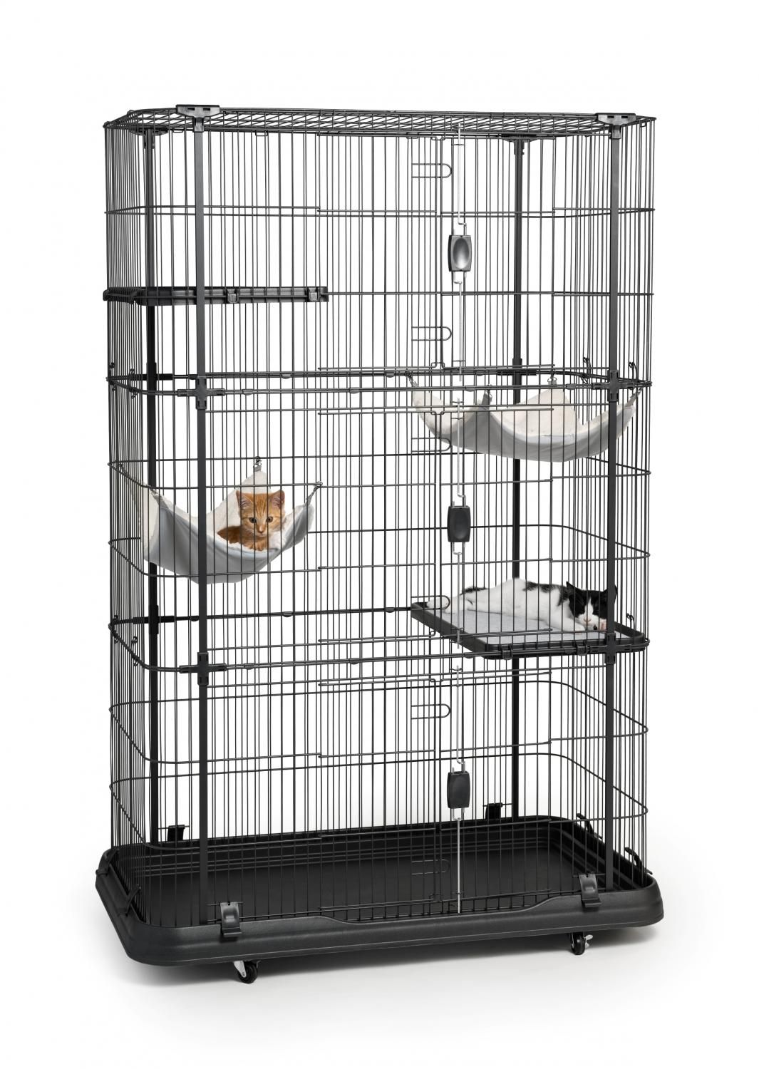Prevue Pet Products Premium Cat Home with 4 Levels 7500 | SHOPPING ...
