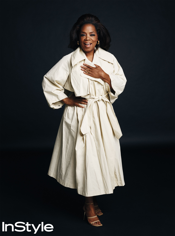 04ec3ce498c Oprah Winfrey on Her Presidential Prospects