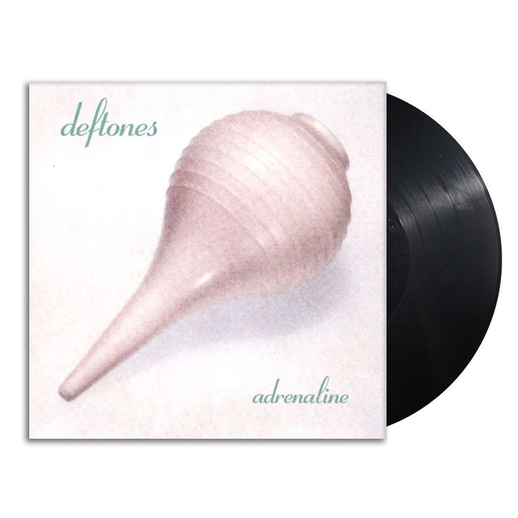 Deftones Adrenaline Vinyl Lp Black 180 Gram Sealed New Alternative Vinyl Adrenaline Ebay