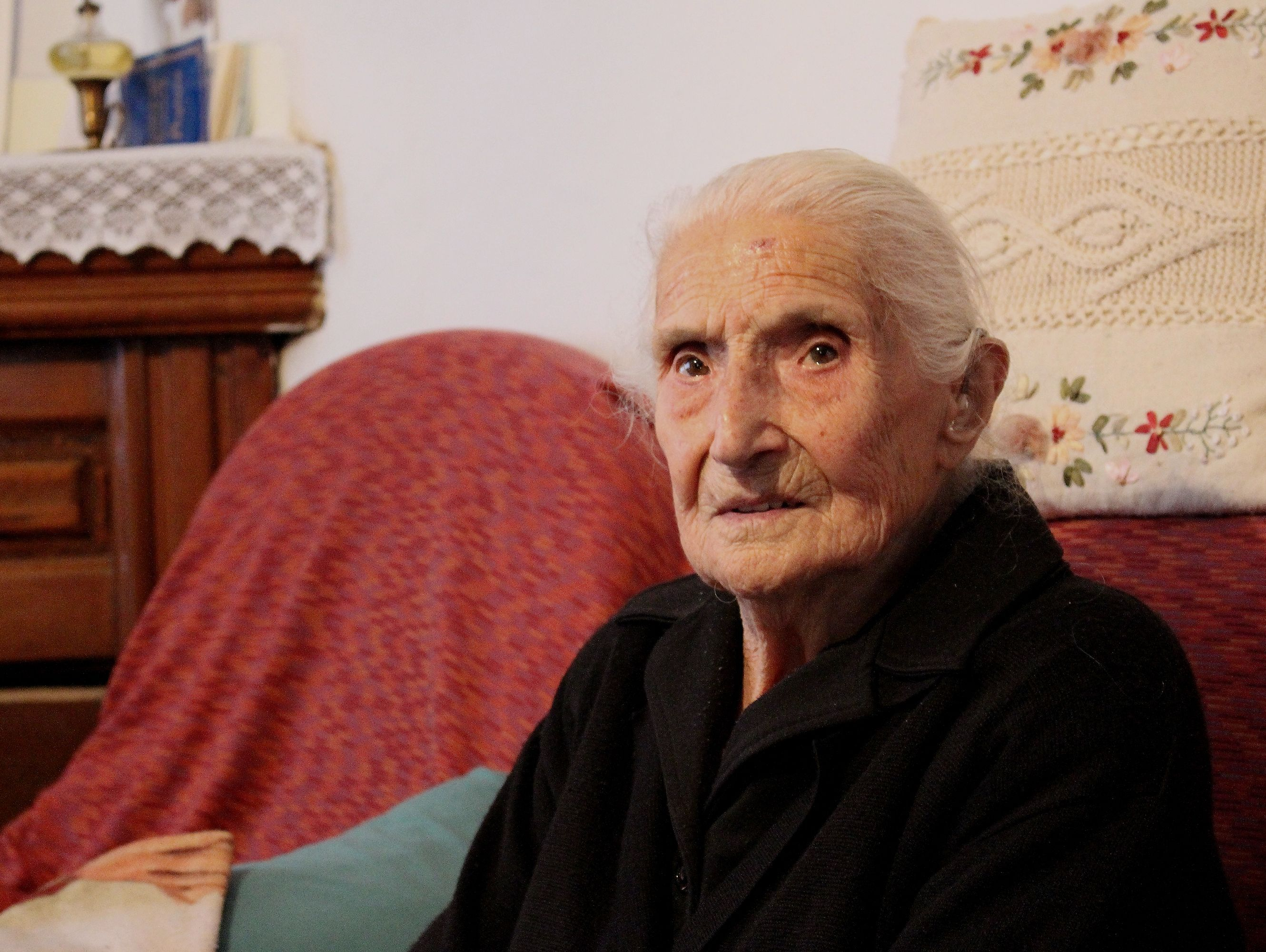 The oldest people in the world