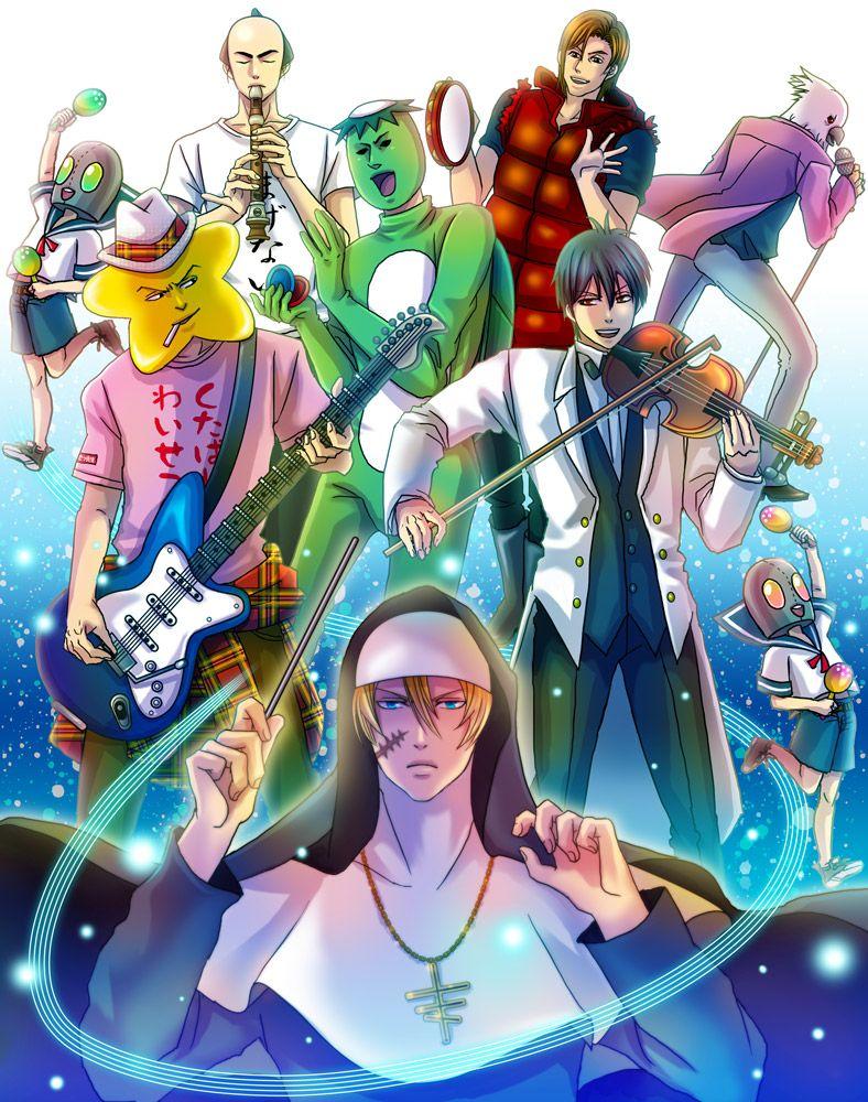 Pinterest アニメキャラクター 荒川アンダーザブリッジ アニメ