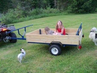 Photo of How to Turn a Harbor Freight Trailer Into a Kayak/Camping Trailer –  How to Turn…