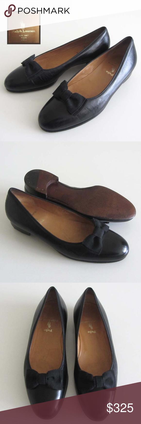 POLO RALPH LAUREN tuxedo shoes 9 opera