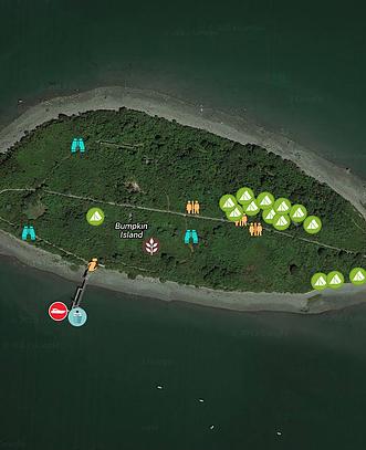 Spectacle Island Map Spectacle Island Map | Boston | Harbor island, Island map, Island