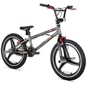Walmart 20 Thruster Fusion Boys Bicycle Grey Best Kids Bike Bmx 20 Bicycle